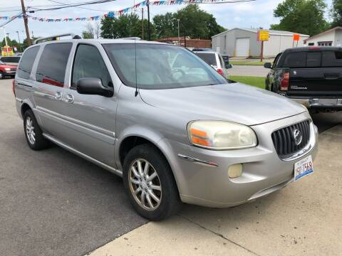 2005 Buick Terraza for sale at Wise Investments Auto Sales in Sellersburg IN
