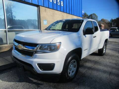 2018 Chevrolet Colorado for sale at 1st Choice Autos in Smyrna GA