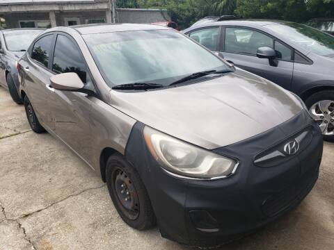 2013 Hyundai Accent for sale at Track One Auto Sales in Orlando FL