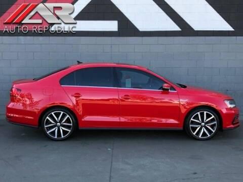 2018 Volkswagen Jetta for sale at Auto Republic Fullerton in Fullerton CA