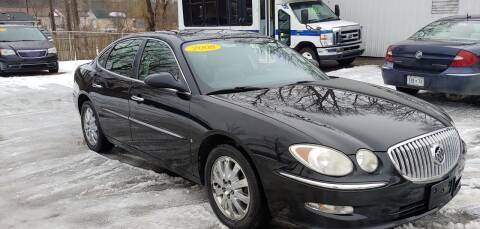 2008 Buick Allure for sale at Superior Motors in Mount Morris MI
