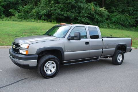 2006 Chevrolet Silverado 3500 for sale at New Milford Motors in New Milford CT
