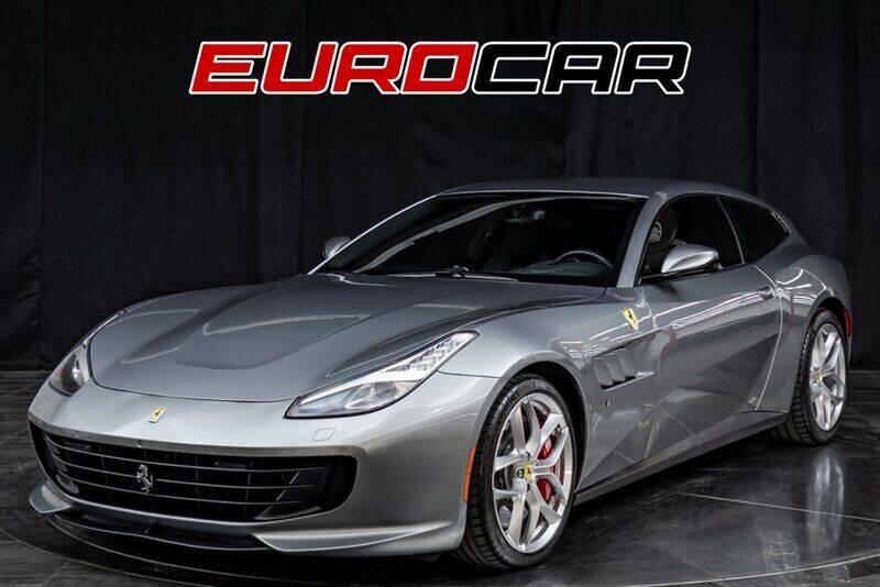 2018 Ferrari GTC4Lusso T for sale in Costa Mesa, CA