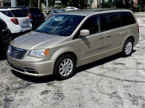 2013 Chrysler Town and Country for sale at Sunshine Auto Sales in Huntington IN