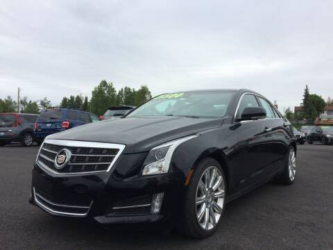 2014 Cadillac ATS for sale at Delta Car Connection LLC in Anchorage AK