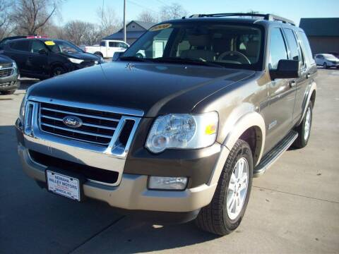 2008 Ford Explorer for sale at Nemaha Valley Motors in Seneca KS