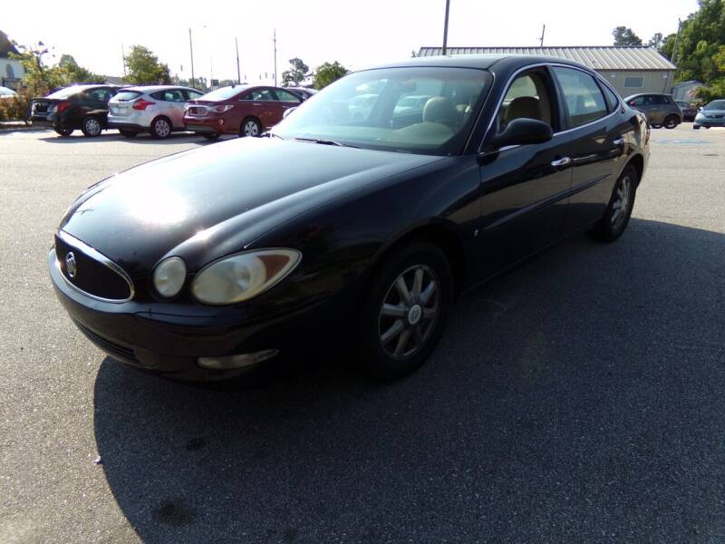 2007 Buick LaCrosse for sale at Creech Auto Sales in Garner NC