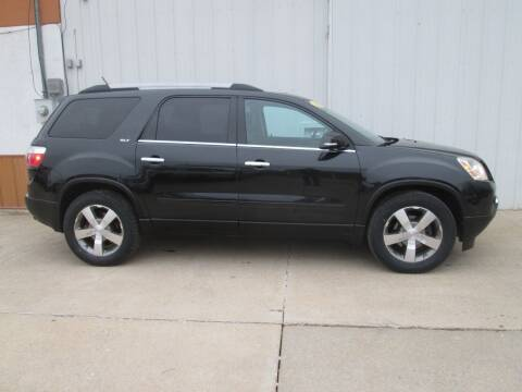 2012 GMC Acadia for sale at Parkway Motors in Osage Beach MO