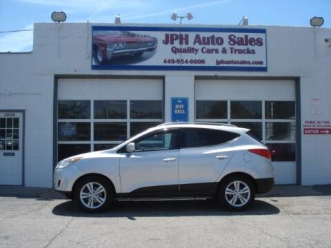 2012 Hyundai Tucson for sale at JPH Auto Sales in Eastlake OH