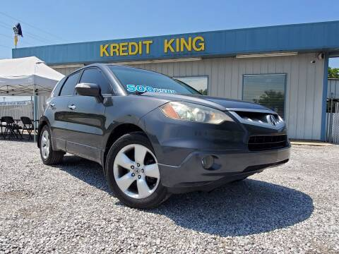 2007 Acura RDX for sale at Kredit King Autos in Montgomery AL