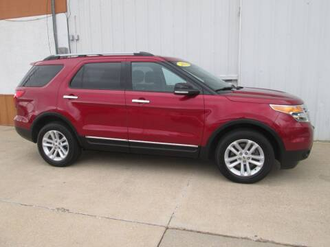 2014 Ford Explorer for sale at Parkway Motors in Osage Beach MO