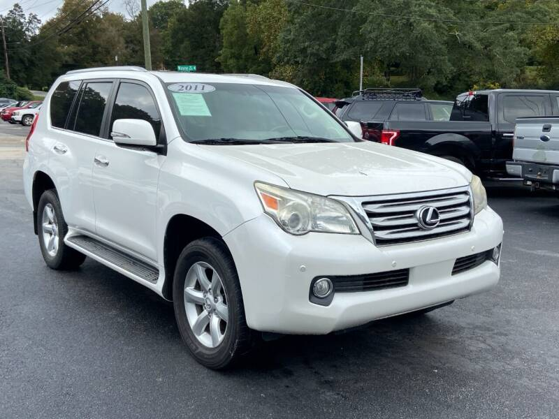 2011 Lexus GX 460 for sale at Luxury Auto Innovations in Flowery Branch GA