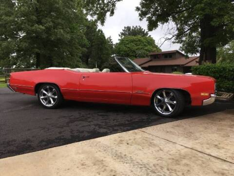1970 Oldsmobile Delta Eighty-Eight for sale at Classic Car Deals in Cadillac MI