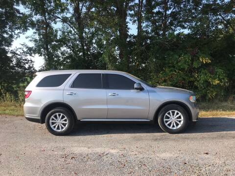 2015 Dodge Durango for sale at RAYBURN MOTORS in Murray KY