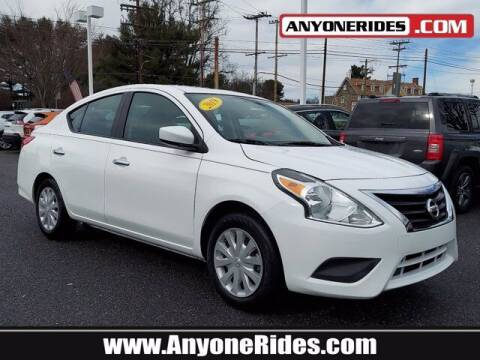 2019 Nissan Versa for sale at ANYONERIDES.COM in Kingsville MD