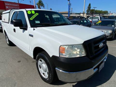 2008 Ford F-150 for sale at North County Auto in Oceanside CA