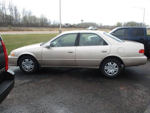 2000 Toyota Camry for sale at KAISER AUTO SALES in Spencer WI