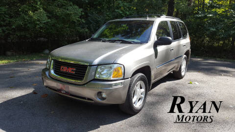 2007 GMC Envoy for sale at Ryan Motors LLC in Warsaw IN