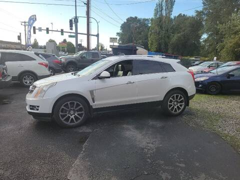 2012 Cadillac SRX for sale at Bonney Lake Used Cars in Puyallup WA