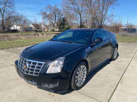 2012 Cadillac CTS for sale at Mr. Auto in Hamilton OH