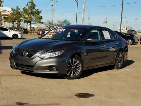 2017 Nissan Altima for sale at Bryans Car Corner in Chickasha OK