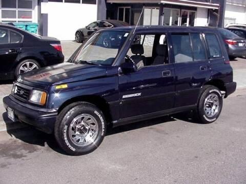 1994 Suzuki Sidekick for sale at Classic Car Deals in Cadillac MI