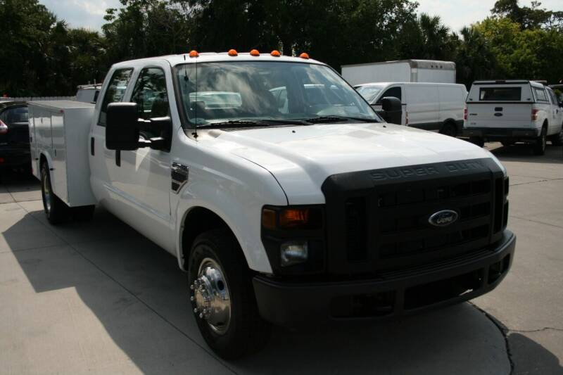 2008 Ford F-350 Super Duty for sale at Mike's Trucks & Cars in Port Orange FL