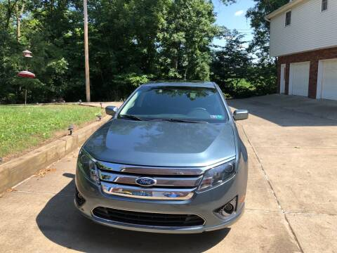 2011 Ford Fusion for sale at Stan's Auto Sales Inc in New Castle PA