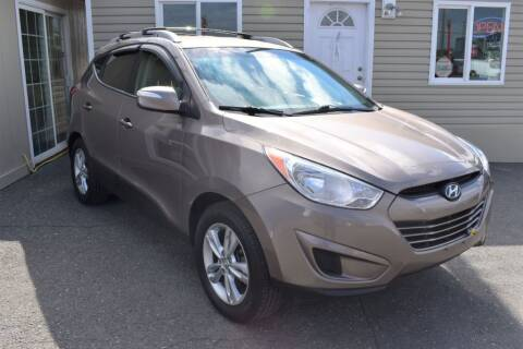 2012 Hyundai Tucson for sale at Alaska Best Choice Auto Sales in Anchorage AK