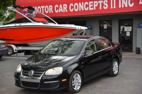 2007 Volkswagen Jetta for sale at Motor Car Concepts II - Apopka Location in Apopka FL
