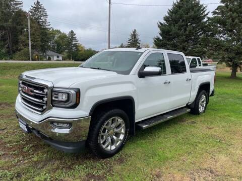 2017 GMC Sierra 1500 for sale at COUNTRYSIDE AUTO INC in Austin MN