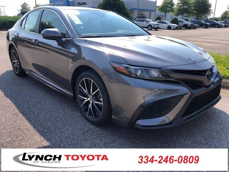 2021 Toyota Camry for sale in Auburn, AL