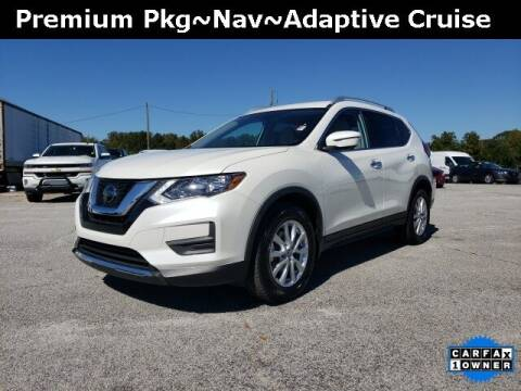 2018 Nissan Rogue for sale at Hardy Auto Resales in Dallas GA