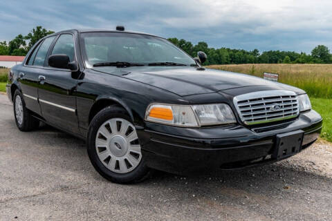 2010 Ford Crown Victoria for sale at Fruendly Auto Source in Moscow Mills MO