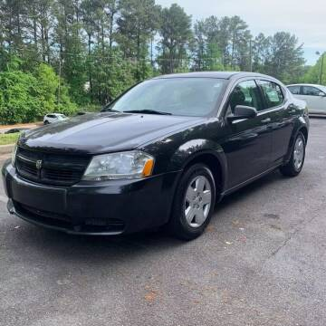 2008 Dodge Avenger for sale at CARZ4YOU.com in Robertsdale AL