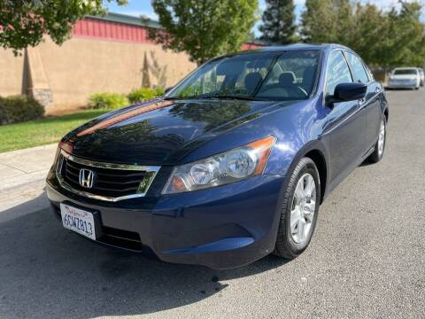 2008 Honda Accord for sale at Moun Auto Sales in Rio Linda CA
