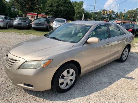 2008 Toyota Camry for sale at Deme Motors in Raleigh NC