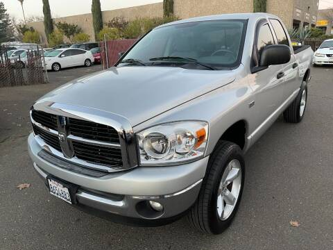 2007 Dodge Ram Pickup 1500 for sale at C. H. Auto Sales in Citrus Heights CA