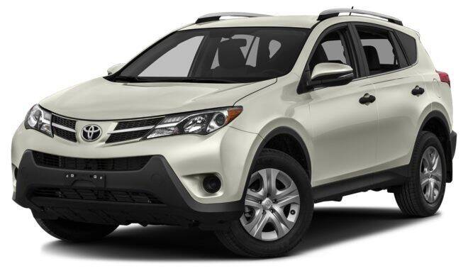 2015 Toyota RAV4 for sale at Somerville Motors in Somerville MA