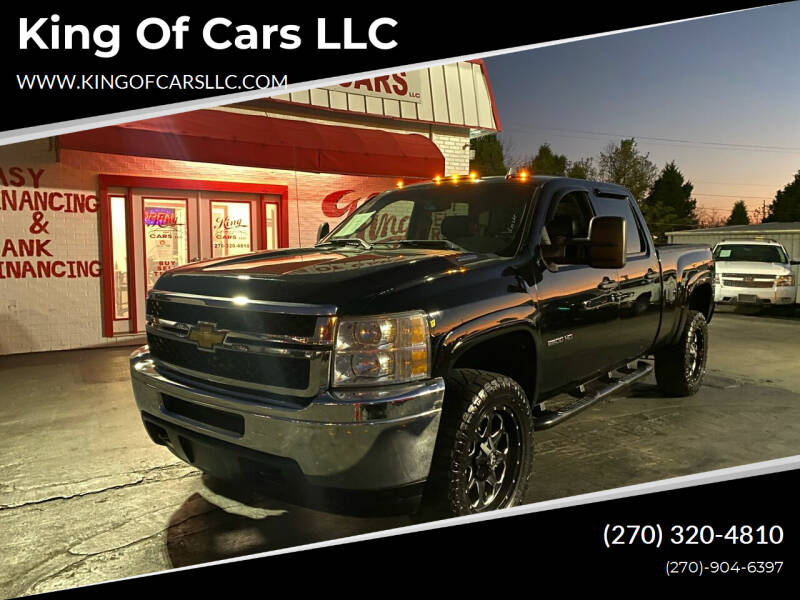 2011 Chevrolet Silverado 2500HD for sale at King of Cars LLC in Bowling Green KY