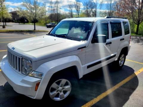 2012 Jeep Liberty for sale at Future Motors in Addison IL