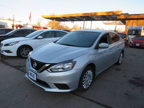 2017 Nissan Sentra for sale at Nile Auto Sales in Denver CO