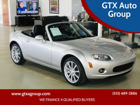 2006 Mazda MX-5 Miata for sale at GTX Auto Group in West Chester OH