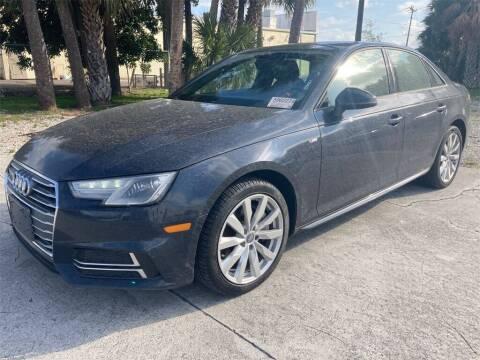 2018 Audi A4 for sale at Florida Fine Cars - West Palm Beach in West Palm Beach FL