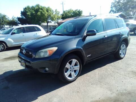 2007 Toyota RAV4 for sale at Larry's Auto Sales Inc. in Fresno CA