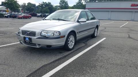 2001 Volvo S80 for sale at B&B Auto LLC in Union NJ