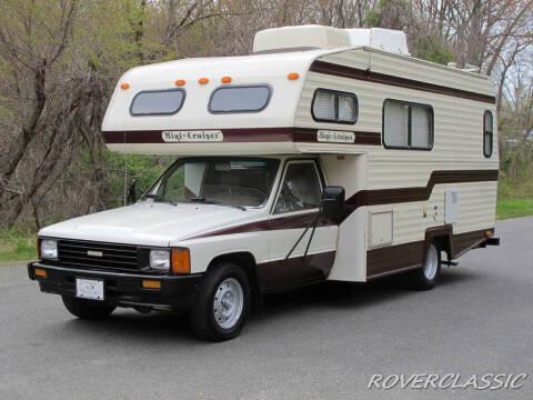 1986 Toyota Mini-Cruiser Camper for sale at Isuzu Classic in Cream Ridge NJ