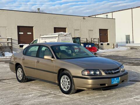 2005 Chevrolet Impala for sale at MILANA MOTORS in Omaha NE