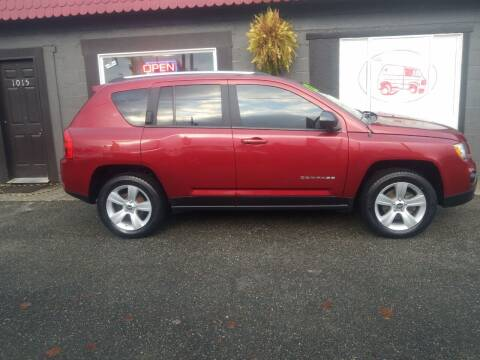 2012 Jeep Compass for sale at Bonney Lake Used Cars in Puyallup WA