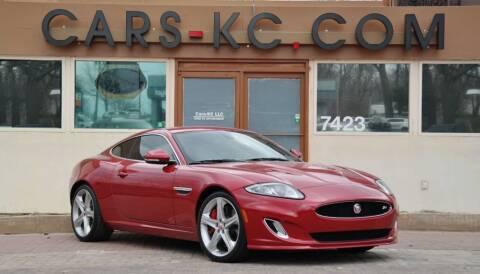 2014 Jaguar XK for sale at Cars-KC LLC in Overland Park KS